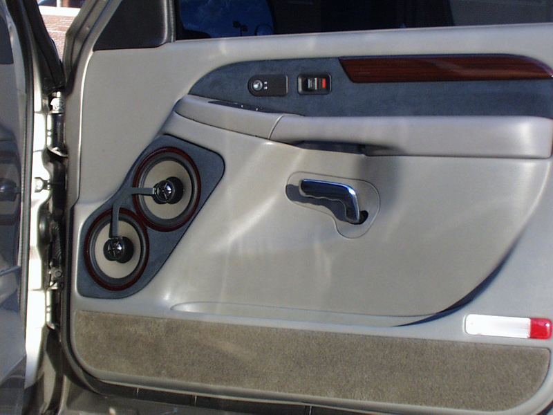 Two sets of MB Quart QSD 216 top of the line 6½\  component speakers were installed in all four doors. Some reconstructive surgery and extensive bracing was ... & Sound In Motion - Boston\u0027s Best Mobile Entertainment Design ...